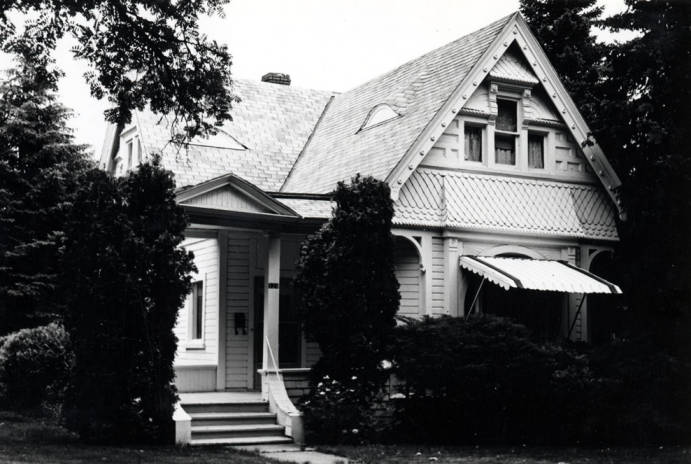 item thumbnail for Taylor house at 124 North Polk Street