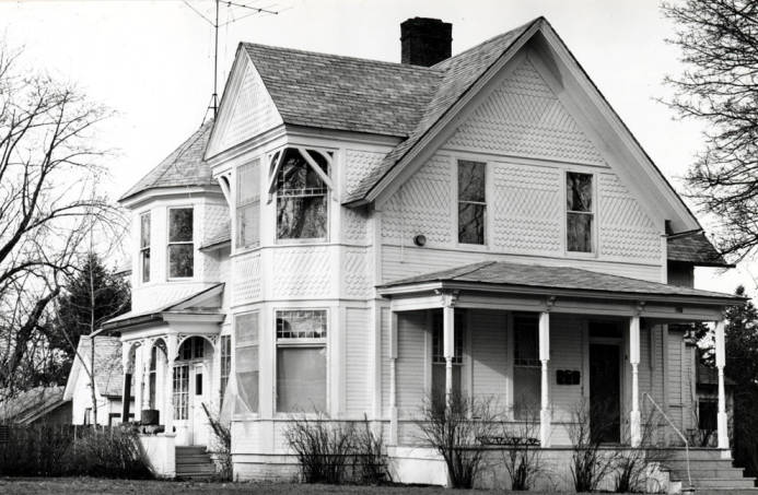 item thumbnail for House built in early 1900s