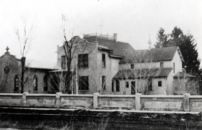 item thumbnail for Ursuline convent, circa 1925