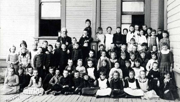 item thumbnail for Russell School at 119 North Adams Street [03]