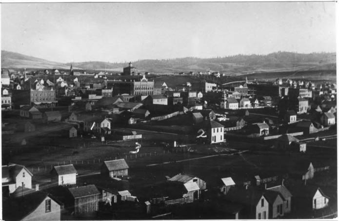 item thumbnail for Looking southeast across Moscow before 1897