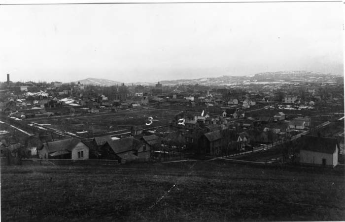 item thumbnail for Looking southeast across Moscow in 1907