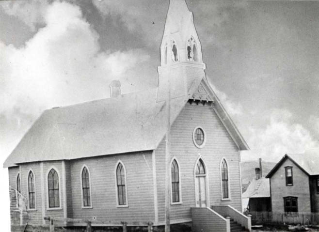 item thumbnail for United Methodist Church at A Street and Peterson Drive
