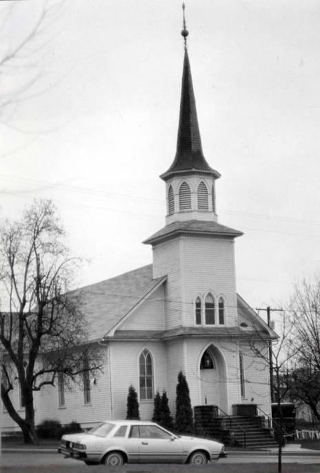 item thumbnail for Grace Baptist Church at 6th & Jefferson st,