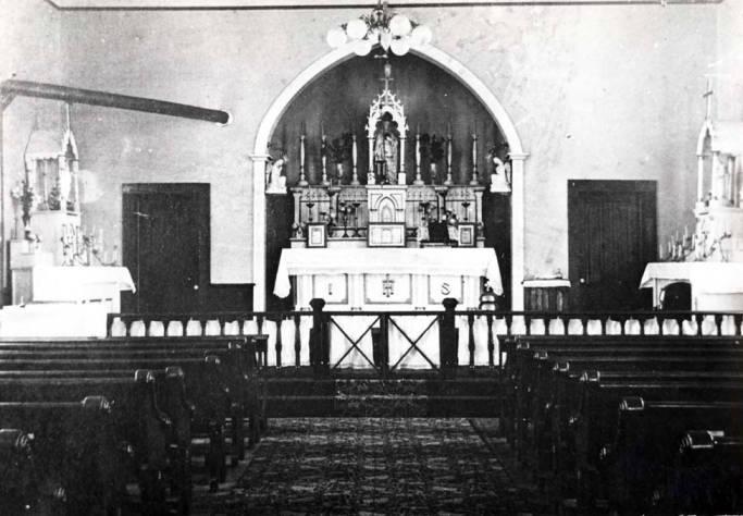 item thumbnail for Roman Catholic Church at NE 1Street and Polk Street