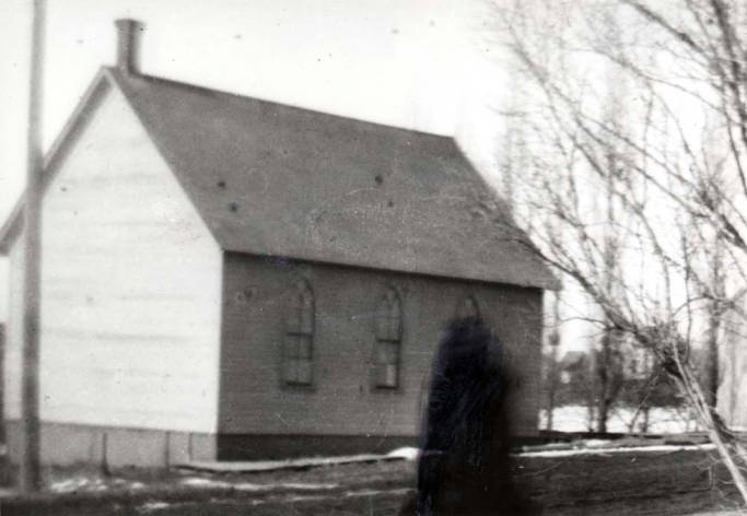 item thumbnail for German Lutheran Church at SW Spotswood & Harrison St  [02]