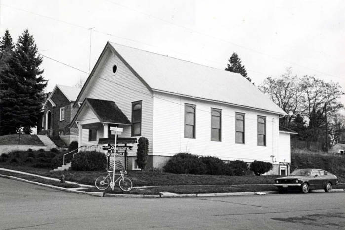 item thumbnail for First Pentecostal Tabernacle at NE 8th & Jefferson St