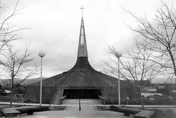 item thumbnail for Emmanuel Lutheran Church at NE A St & Peterson Drive