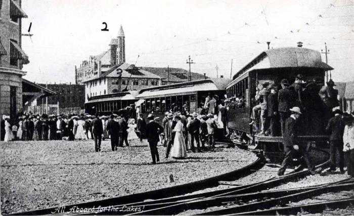 item thumbnail for Train in Spokane, Washington