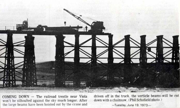 item thumbnail for S.& I.E. Railroad trestle near Viola