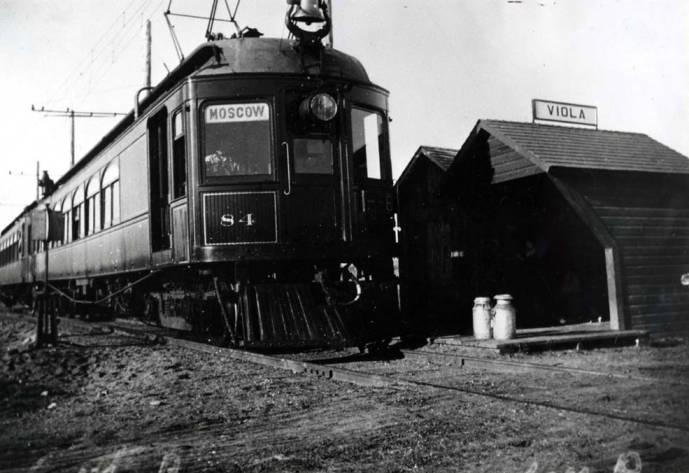 item thumbnail for S.&I.E. Train in Viola