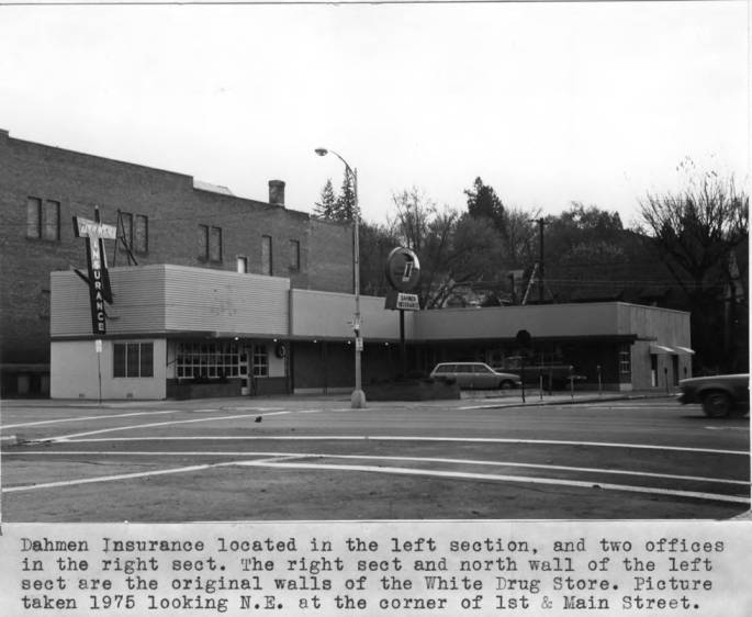 item thumbnail for Dahmen Insurance on First and Main Streets