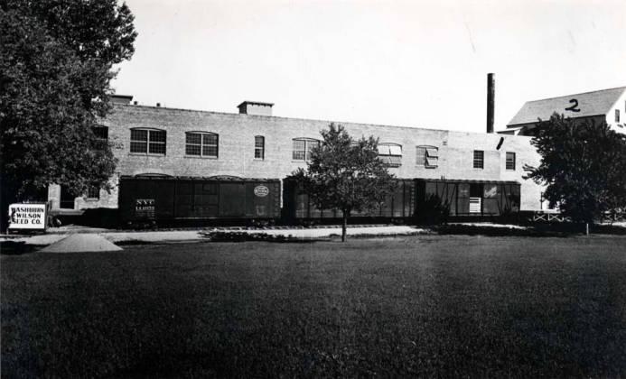 item thumbnail for Washburn-Wilson Seed Company in Ralston, Nebraska