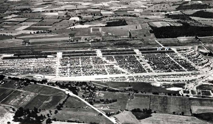 item thumbnail for Aerial of Washburn-Wilson Seed Company in Horseheads, New York