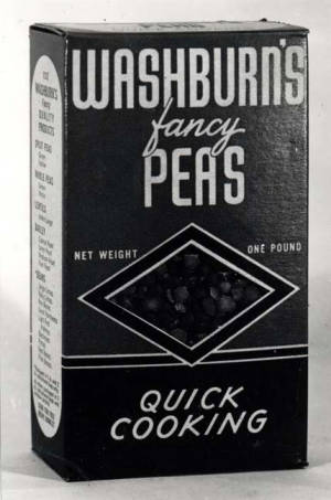 item thumbnail for Washburn-Wilson Seed Company fancy peas package