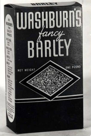 item thumbnail for Washburn-Wilson Seed Company fancy barley package