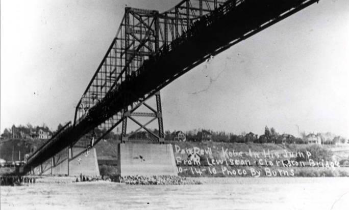 item thumbnail for Lewiston-Clarkston bridge