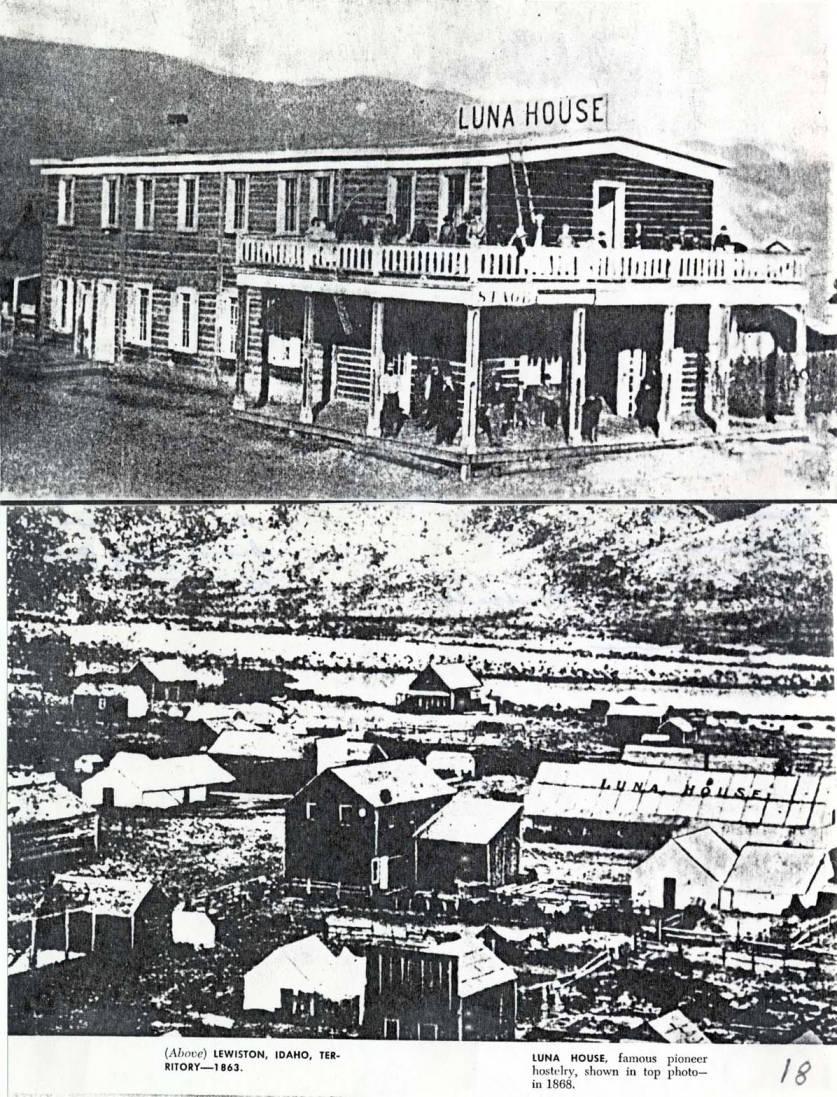item thumbnail for Lewiston, Idaho Territory, 1863 [01]