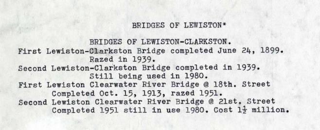 item thumbnail for Bridges of Lewiston