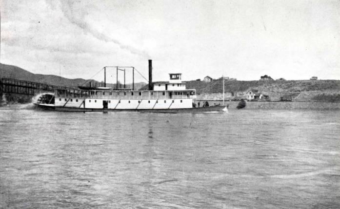 item thumbnail for Riverboat Lewiston [03]
