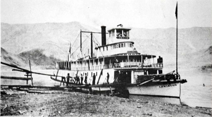 item thumbnail for Riverboat Lewiston [02]