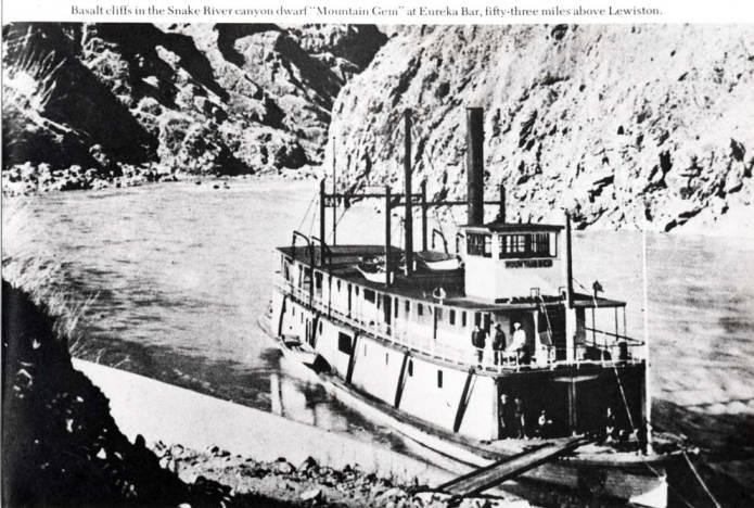 item thumbnail for Riverboat Mountain Gem