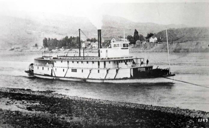 item thumbnail for Riverboat Almota