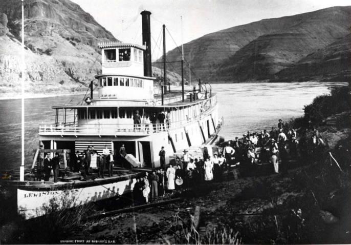 item thumbnail for Riverboat Lewiston [04]