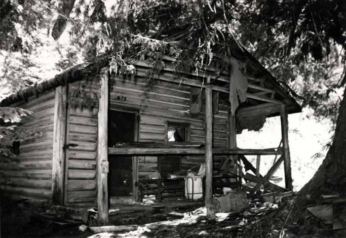 item thumbnail for Shattuck cabin exterior