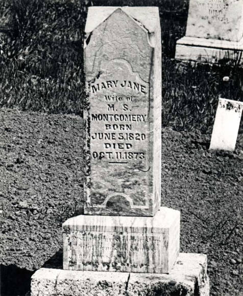 item thumbnail for Tombstone of Nellie Handlin