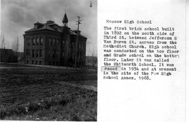 item thumbnail for Moscow High School [04]