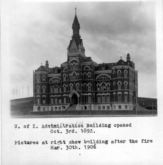 item thumbnail for University of Idaho Administration Building [04]