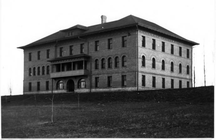 item thumbnail for Ridenbaugh Hall, built 1902