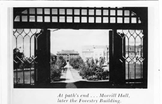 item thumbnail for Morrill Hall at University of Idaho in Moscow [01]