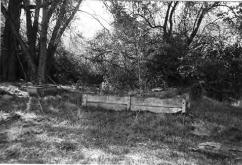 item thumbnail for Stevens Spring showing water trough