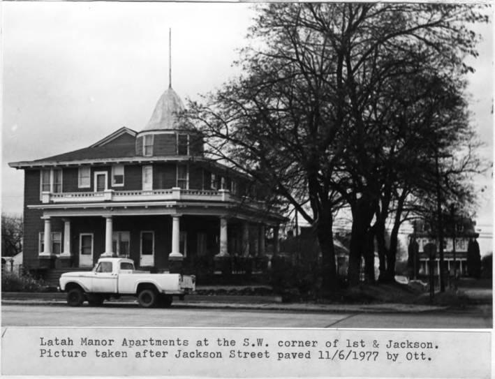 item thumbnail for Latah Manor Apartments