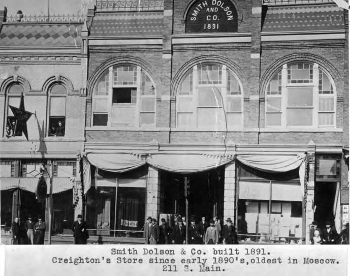 item thumbnail for First Trust & Savings Bank, built in 1921 by Hawkin Melgard