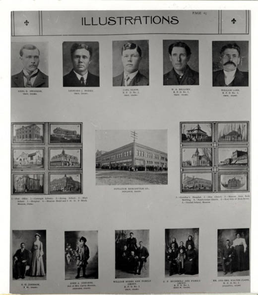 item thumbnail for Illustrations from Latah County Atlas of 1914 [04]