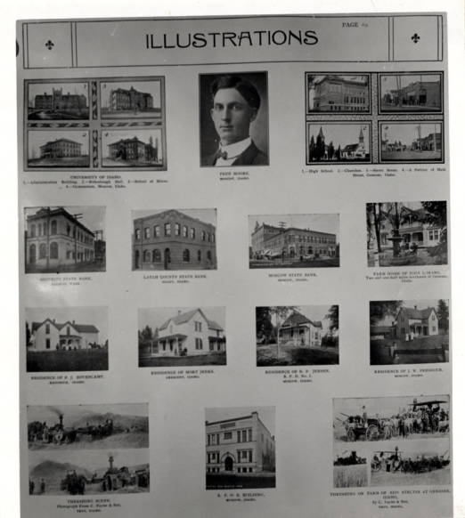 item thumbnail for Illustrations from Latah County Atlas of 1914 [02]