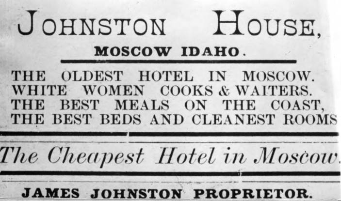 item thumbnail for Jimmy Johnston House in Moscow