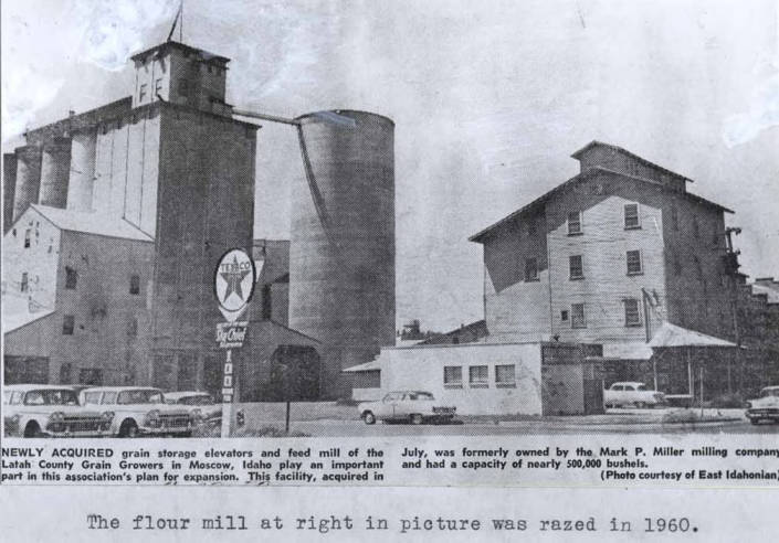 item thumbnail for Grain elevators in Moscow