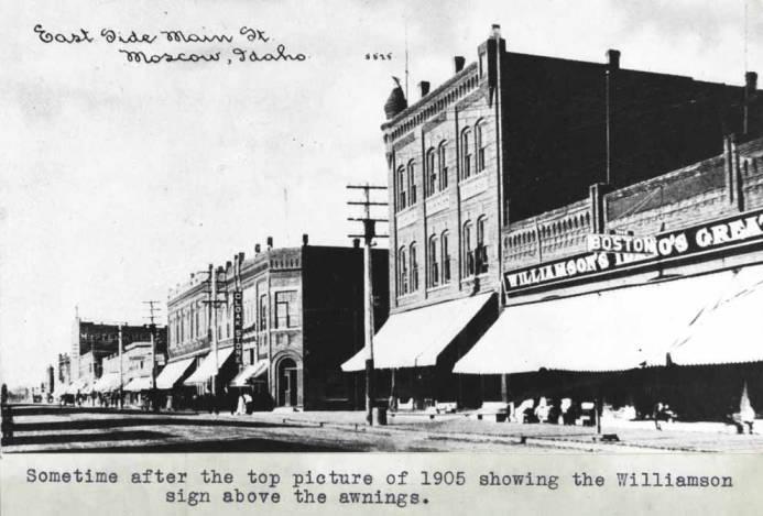 item thumbnail for East side of Main Street [01]