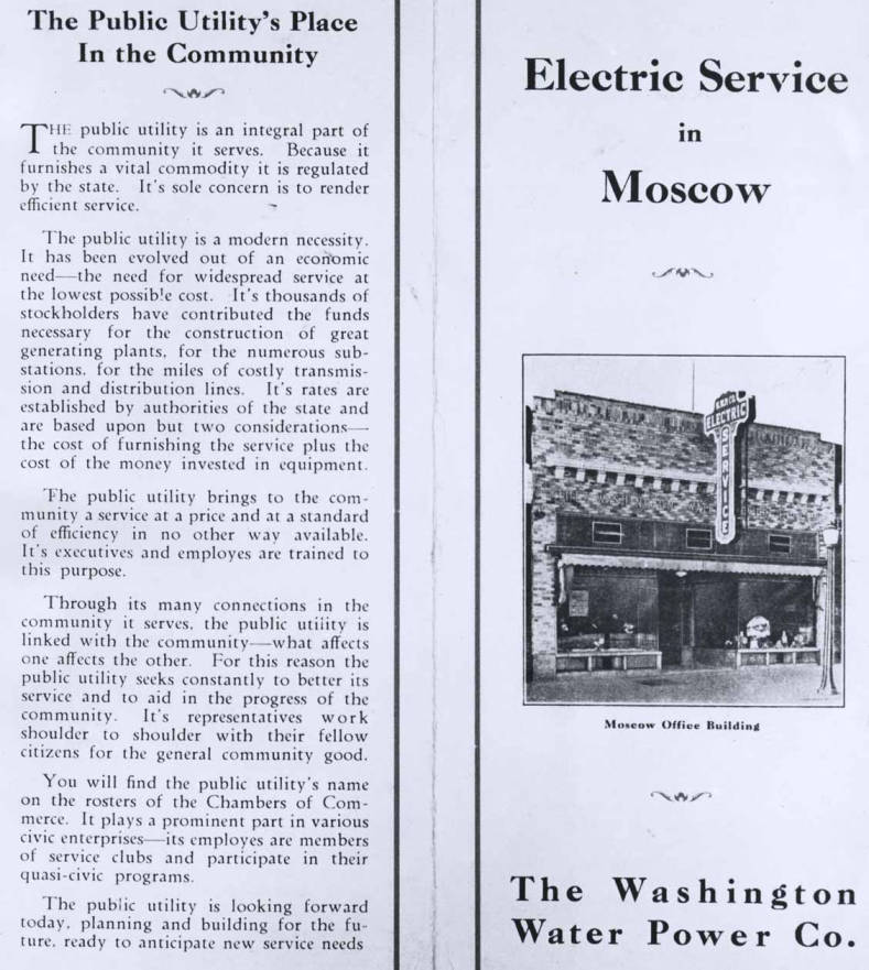 item thumbnail for Electric service in Moscow