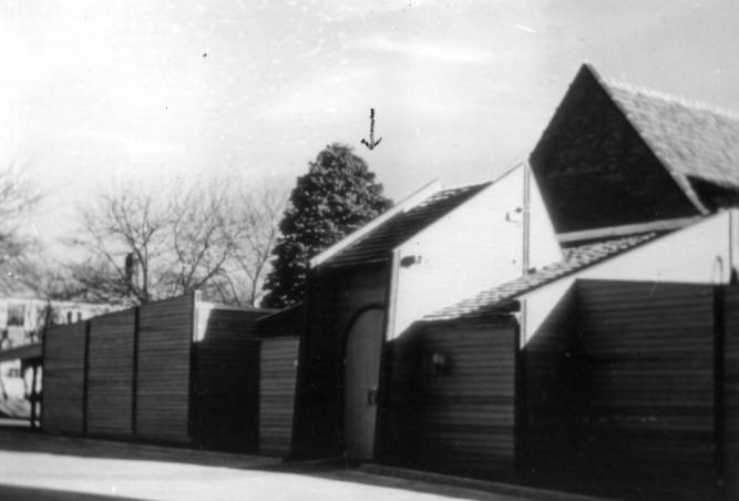 item thumbnail for Shorts' Funeral Chapel after remodel in 1966