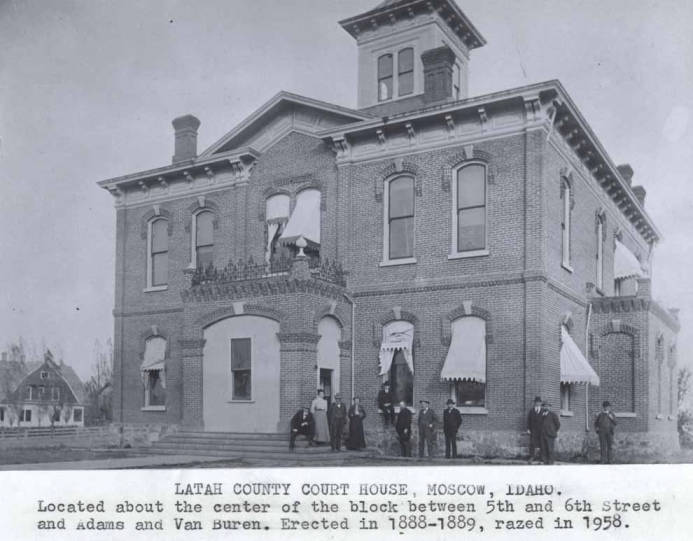 item thumbnail for Latah County Courthouse [04]