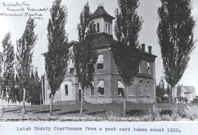 item thumbnail for Latah County Courthouse [03]