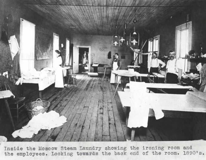 item thumbnail for Inside the Moscow Steam Laundry at 613 South Main St [02]