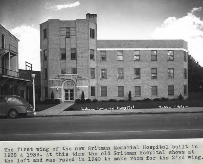 item thumbnail for Gritman Memorial Hospital [07]