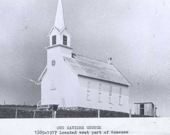 item thumbnail for Our Savior Church, 1900
