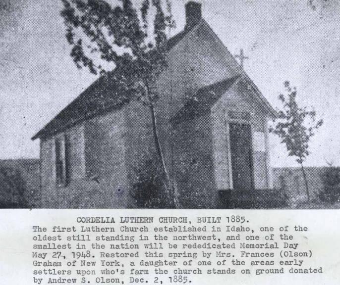 item thumbnail for Cordelia Lutheran Church.